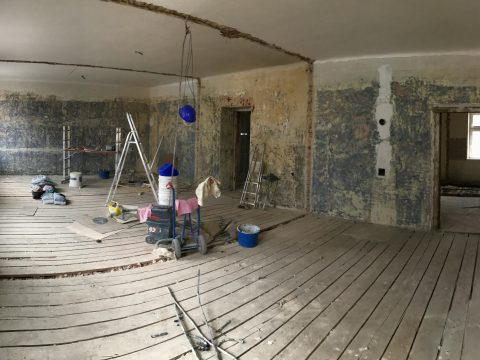 Rekonstrukce bytu Máchova